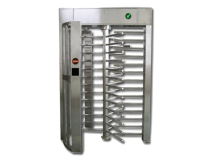 Stainless-Steel-Single-Channel-Access-Control-System-Full-Height-Turnstile