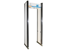 18-zones-Large-Screen-LCD-Walk-Through-Metal-Detector