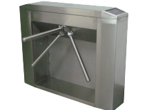 Half-Height-Access-Control-Tripod-Turnstile-